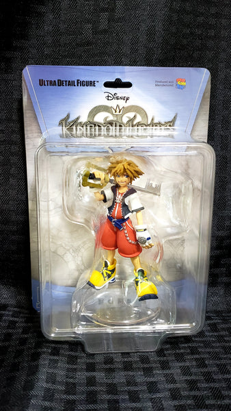 Medicom Disney Kingdom Hearts Sora UDF Figure