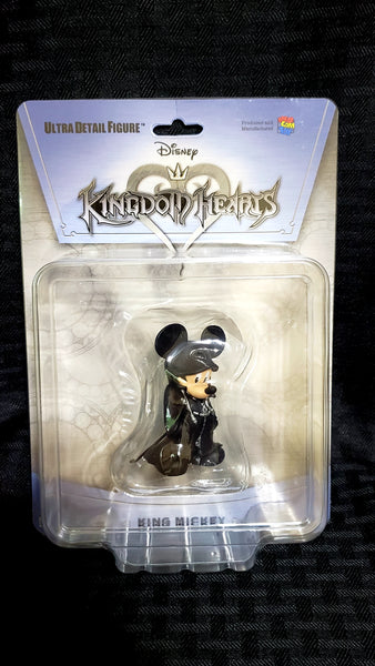 Medicom Disney Kingdom Hearts King Mickey UDF Figure