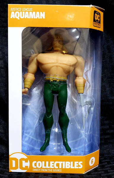 DC Collectibles Justice League Animated Aquaman Action Figure