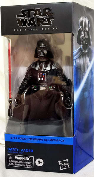 Star Wars The Black Series Darth Vader Empire Strikes Back 6-Inch Action Figure