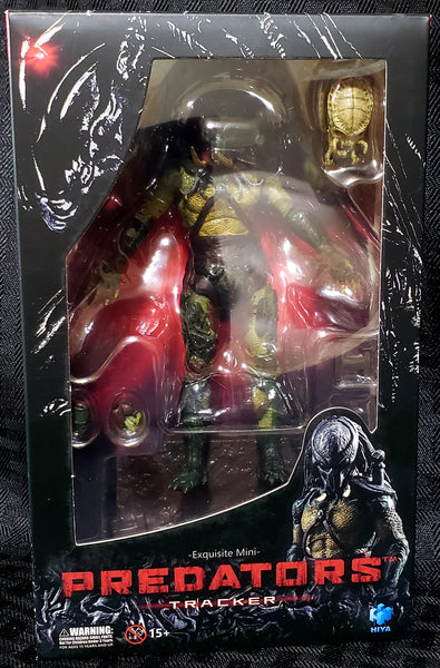 Hiya Toys Predators Tracker Predator 1/18 Scale Action Figure