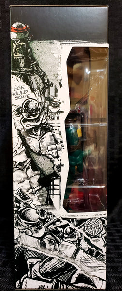 Playmates Tmnt Ninja Elite Series Michelangelo Px Exclusive Action Figure