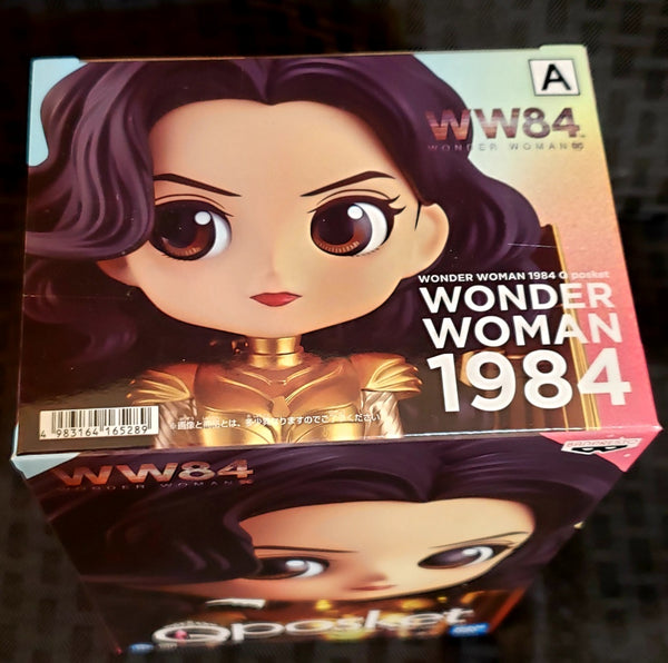 Wonder Woman 1984 Q Posket (Ver. A) Figurine