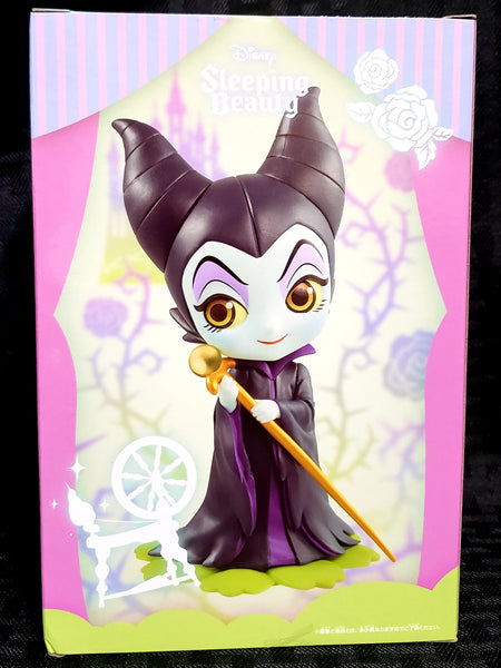 Disney Sleeping Beauty Q Posket Maleficent Sweetiny Figure B
