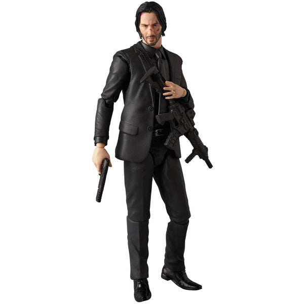 Medicom John Wick Mafex Action Figure, Popular Characters- Have a Blast Toys & Games