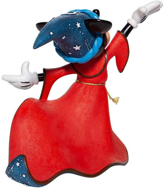 Enesco Disney Couture de Force Sorcerer Mickey 80th Anniversary Figurine