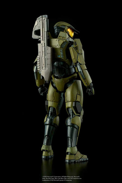 1000Toys Re Edit Halo Master Chief Mjolnir Mark V 1/12 Scale Figure