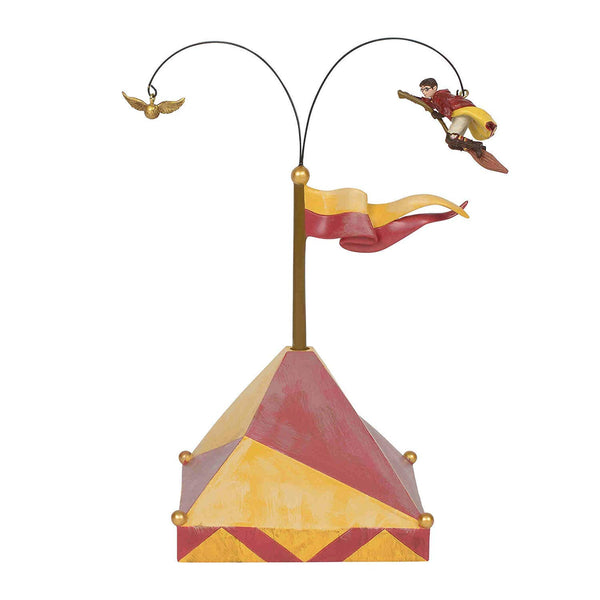 Department 56 Harry Potter Village Chasing the Snitch Animated Accessory, Popular Characters- Have a Blast Toys & Games