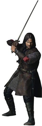 Asmus Lord of the Rings Lotr Aragorn at Helms Deep 1:6 Scale Figure