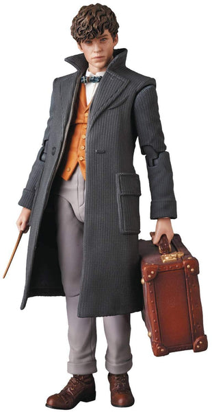 Medicom Mafex 097 Fantastic Beasts Newt Scamander Action Figure, Popular Characters- Have a Blast Toys & Games