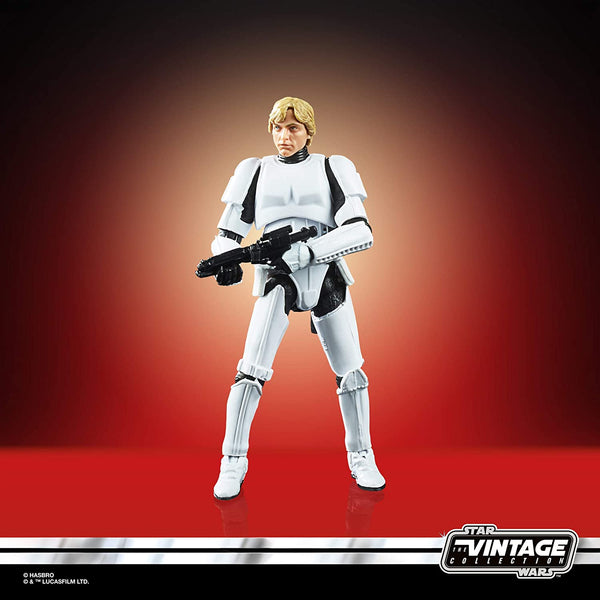 Star Wars Vintage Collection A New Hope Luke Skywalker Stormtrooper 3.75-Inch Figure
