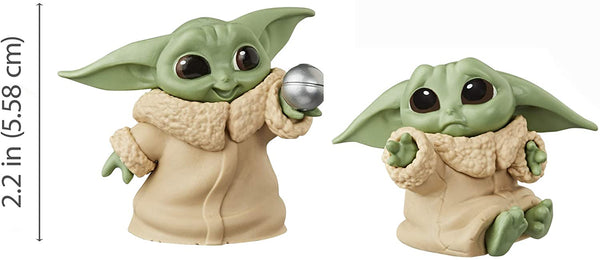 Star Wars The Bounty Collection The Child Ball & Hug 2.2-Inch Figure Set