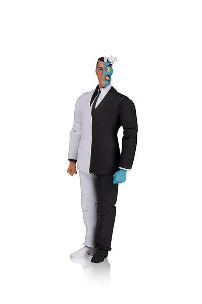 DC Collectibles Batman The Animated Series Two Face Action Figure, DC Comics- Have a Blast Toys & Games
