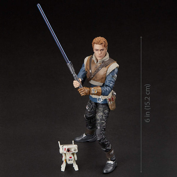 Star Wars The Black Series Cal Kestis 6-Inch Action Figure, Star Wars- Have a Blast Toys & Games