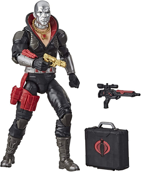 Gi Joe Classified Series Destro 6-Inch Action Figure