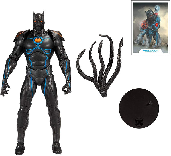 McFarlane DC Multiverse Batman Earth 44 Dark Nights: Metal 7-Inch Action Figure
