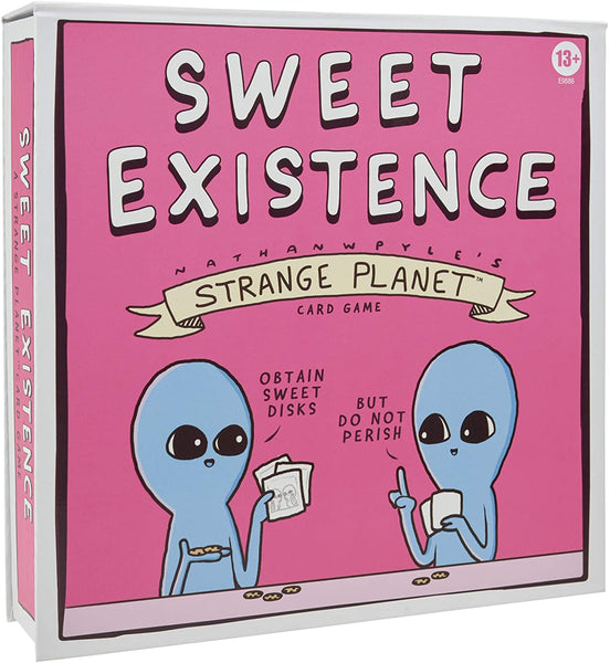 Sweet Existence A Strange Planet Card Game