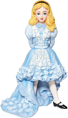 Enesco Disney Couture de Force Alice in Wonderland Figurine