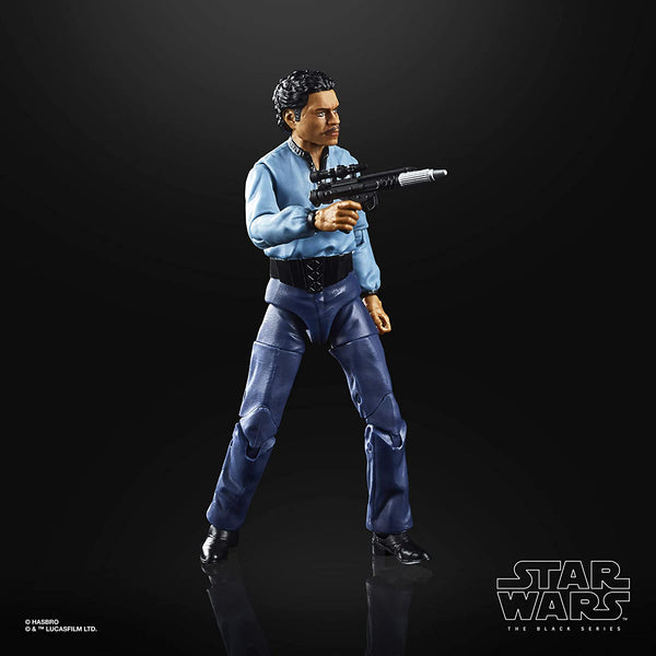 Star Wars Black Series Lando Calrissian 6-Inch 40th Anniversary Figure