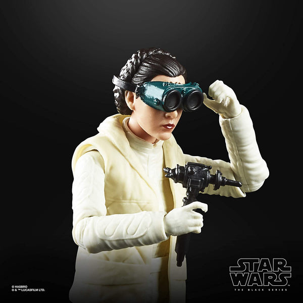 Star Wars The Black Series Princess Leia Hoth 6-Inch 40th Anniversary Figure