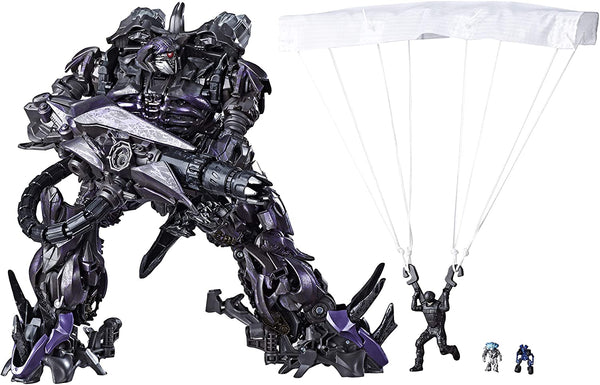 Transformers Studio Series Leader Class Shockwave Figure 56, Popular Characters- Have a Blast Toys & Games