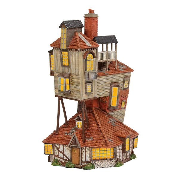 Department 56 Harry Potter Village The Burrow Lit Building, Popular Characters- Have a Blast Toys & Games