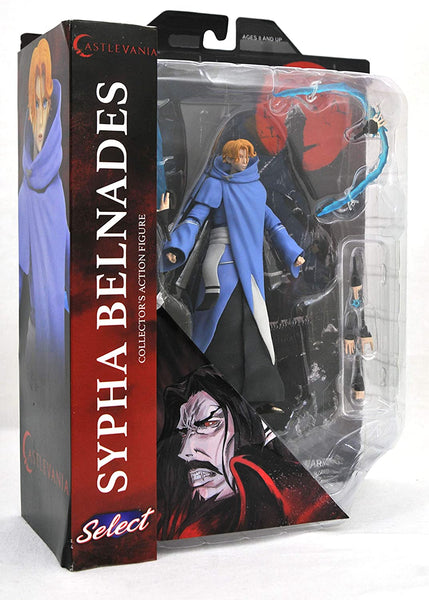 Diamond Select Castlevania Sypha Belnades Action Figure, Popular Characters- Have a Blast Toys & Games