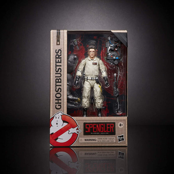 Ghostbusters Plasma Series Egon Spengler 6-Inch Action Figure