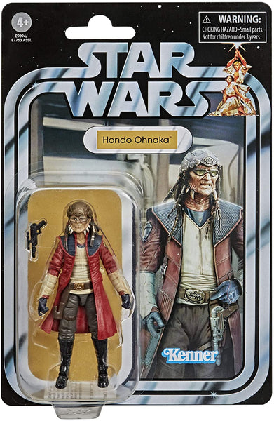 Star Wars The Vintage Collection Hondo Ohnaka 3.75-Inch Action Figure