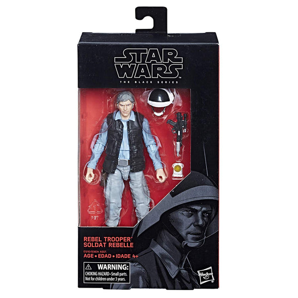 Star Wars The Black Series Rebel Fleet Trooper 6-Inch Action Figure, Star Wars- Have a Blast Toys & Games