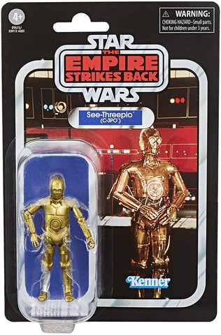 Star Wars The Vintage Collection C-3PO See-Threepio 3.75-Inch Figure