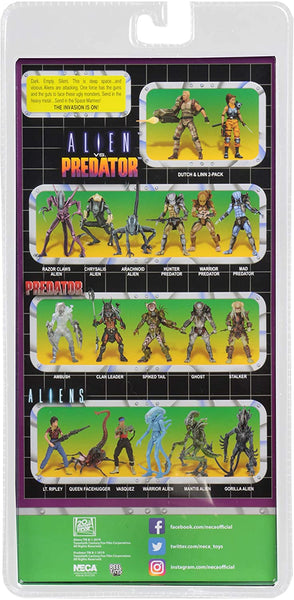 NECA Aliens Snake Alien Kenner Tribute 7-inch Scale Action Figure