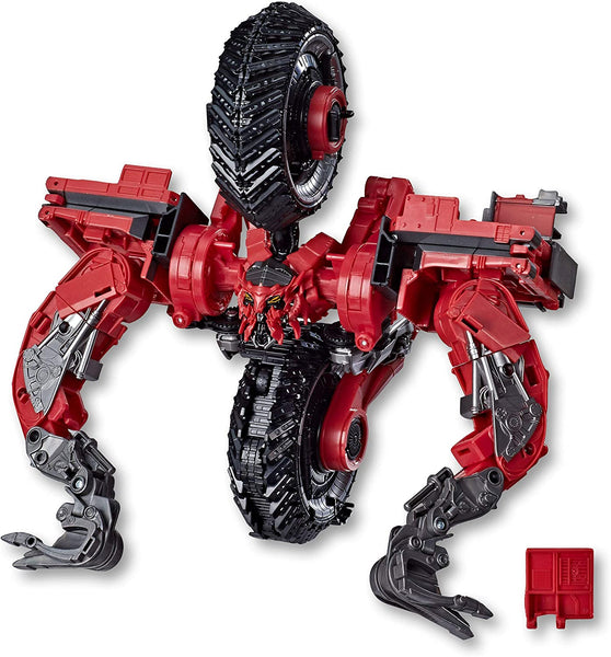 Transformers Studio Series Leader Class Scavenger Figure 55, Popular Characters- Have a Blast Toys & Games
