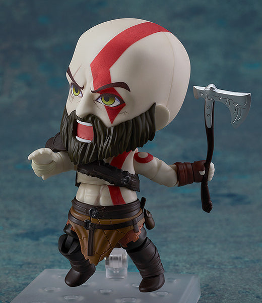 Good Smile God of War Kratos Nendoroid Figure, Popular Characters- Have a Blast Toys & Games