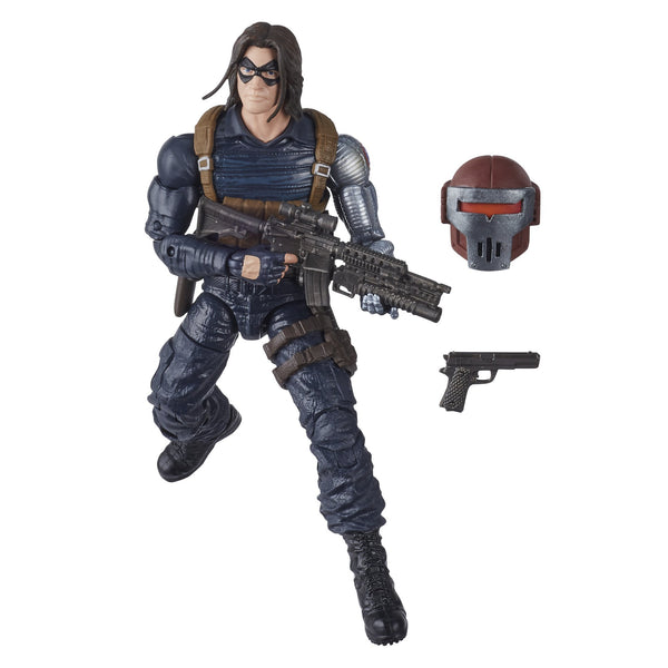 Marvel Legends Black Widow Series Winter Soldier 6-Inch Action Figure, Marvel- Have a Blast Toys & Games