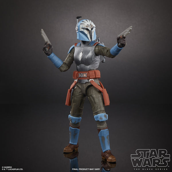 Star Wars The Black Series Mandalorian Bo Katan 6-Inch Action Figure