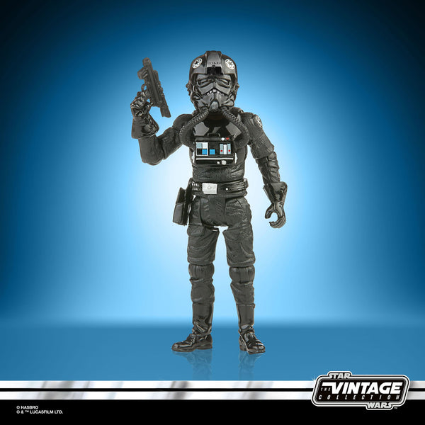 Star Wars The Vintage Collection Rotj Tie Fighter Pilot 3.75-Inch Figure