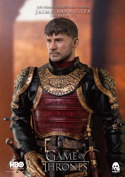 ThreeZero Game of Thrones Jaime Lannister Season 7 1:6 Scale Figure