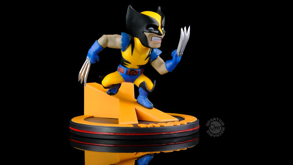 QMx Wolverine Q-Fig Diorama Figure, Marvel- Have a Blast Toys & Games