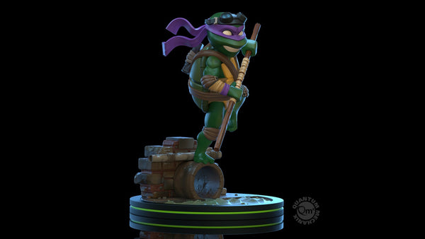 QMx Teenage Mutant Ninja Turtles Donatello Q-Fig Figure