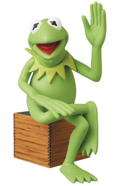 Medicom Toy UDF Disney Series Kermit The Muppets Figure, Popular Characters- Have a Blast Toys & Games