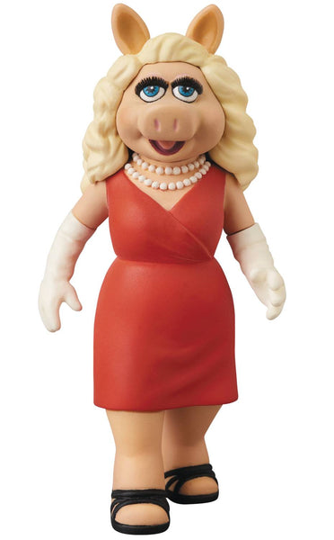 Medicom Toy UDF Disney Miss Piggy The Muppets Figure, Popular Characters- Have a Blast Toys & Games