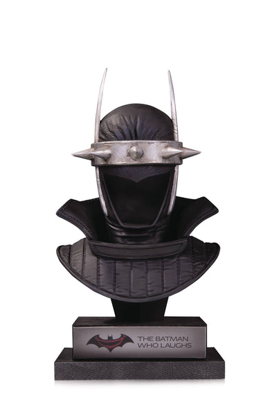 DC Gallery Batman Who Laughs Cowl, DC Comics- Have a Blast Toys & Games