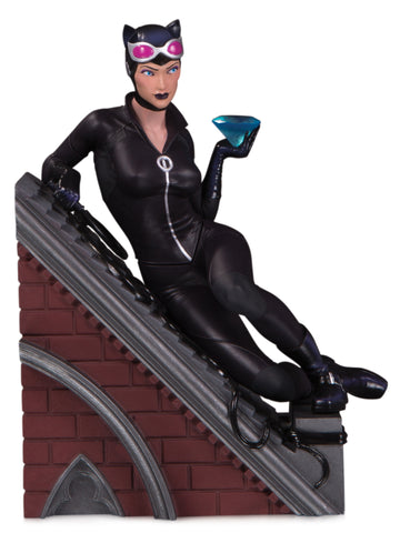 DC Collectibles Batman Rogues Gallery Catwoman Multi-Part Statue, DC Comics- Have a Blast Toys & Games