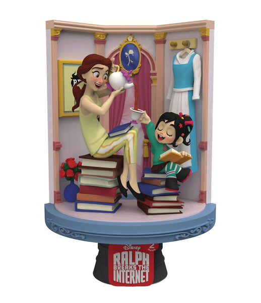 Beast Kingdom Wreck It Ralph 2 Belle D-Stage Series 6-Inch Statue