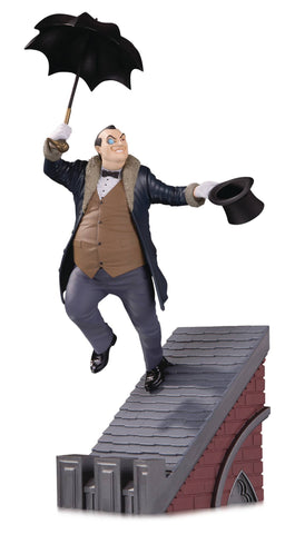 DC Collectibles Batman Rogues Gallery Penguin Multi-Part Statue, DC Comics- Have a Blast Toys & Games