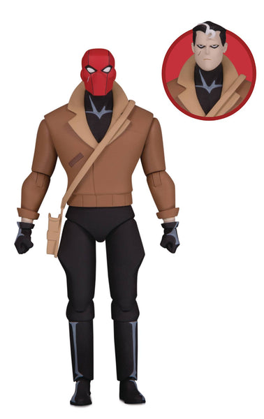 DC Direct Batman The Adventures Continue Red Hood Action Figure, DC Comics- Have a Blast Toys & Games