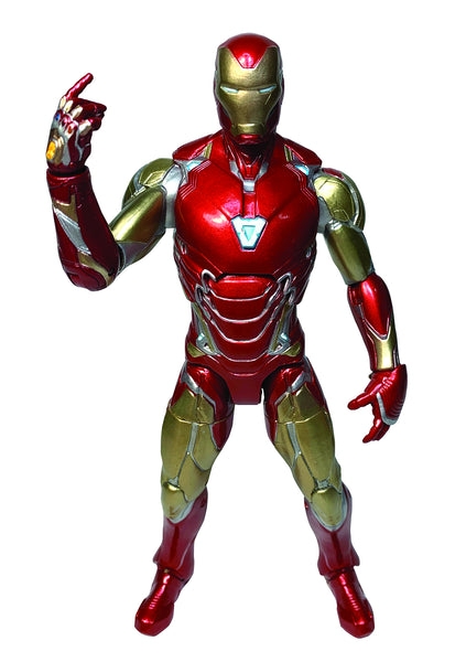Marvel Select Avengers Endgame Iron Man MK85 9-Inch Action Figure, Marvel- Have a Blast Toys & Games