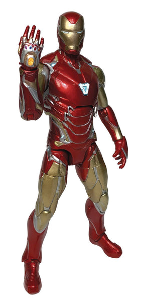 Marvel Select Avengers Endgame Iron Man MK85 7-Inch Action Figure, Marvel- Have a Blast Toys & Games