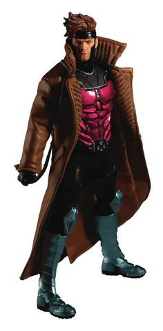 Mezco One:12 Collective Gambit Marvel Action Figure